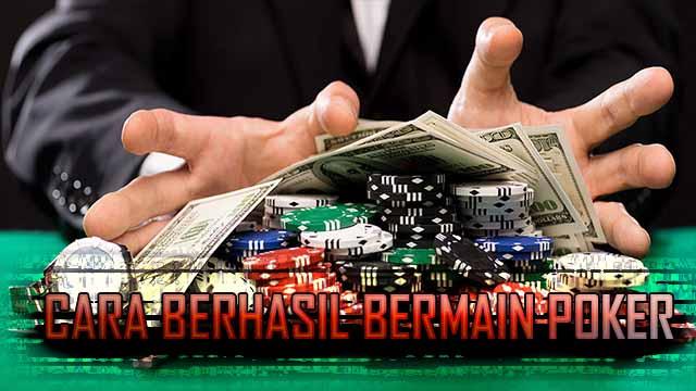 Cara Efektif Ungul Ikuti Judi Poker Idnplay